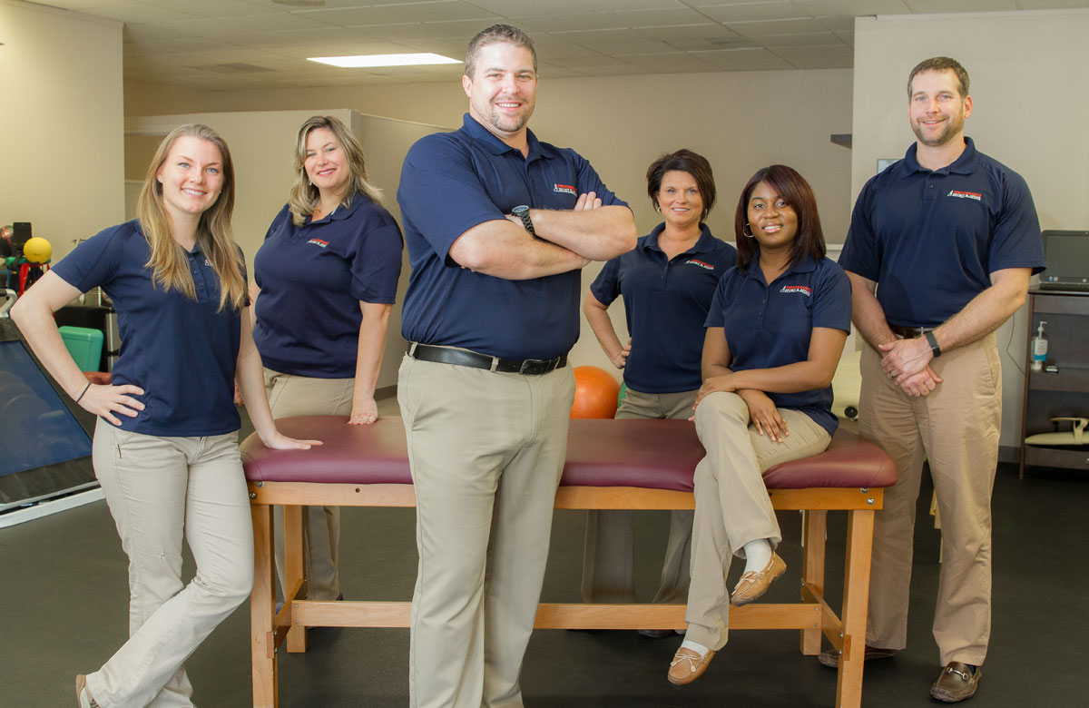 The Performance Sport & Spine Team